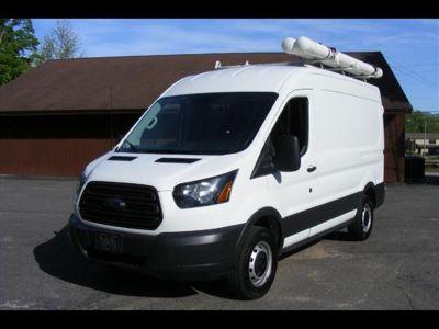 2015 Ford Transit Cargo 250 (Oxford White)