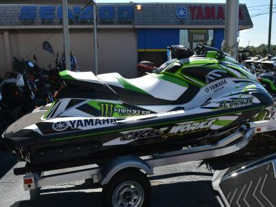 2016 Yamaha FZS 3 Person Watercraft Clearwater, FL