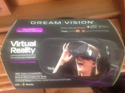 Virtual Reality Headset - New in Box