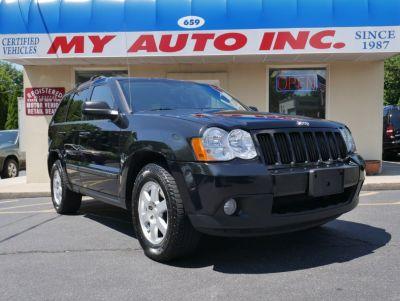 2009 Jeep Grand Cherokee Laredo (Brilliant Black Pearl)
