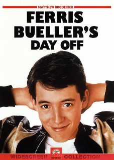 Ferris Bueller's Day Off VHS
