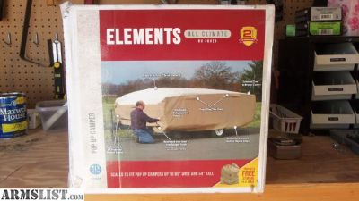 For Sale: Heavy Duty Cover for Pop-up Camper (price drop)
