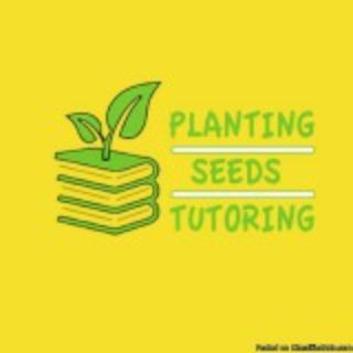 Planting Seeds Tutoring Cheap prices for tutors
