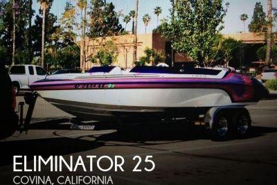 1995 Eliminator 25