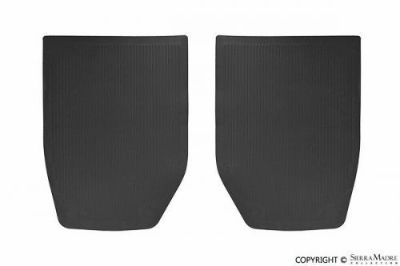 Purchase Rear Rubber Floor Mats, Porsche 911/912 (65-68), 902.551.011.20/902.551.012.20 motorcycle in Pasadena, California, United States, for US $158.69