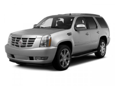 2010 Cadillac Escalade Luxury (Stealth Gray)