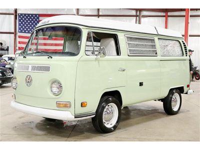 1969 Volkswagen Westfalia Camper