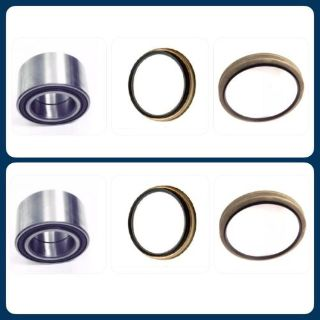 Buy 2 FRONT WHEEL HUB BEARING & SEAL TOYOTA 4RUNNER SEQUOIA TACOMA TUNDRA 1995-2007 motorcycle in Corona, California, United States, for US $89.39