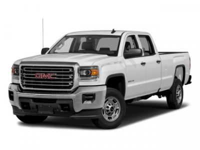2018 GMC Sierra 3500HD (Quicksilver Metallic)