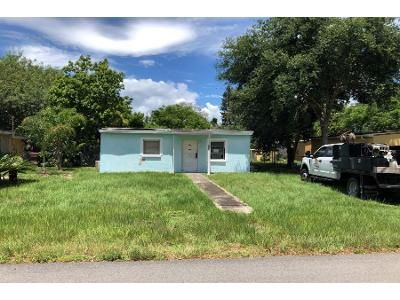 2 Bed 1 Bath Preforeclosure Property in Haines City, FL 33844 - Geraldine St