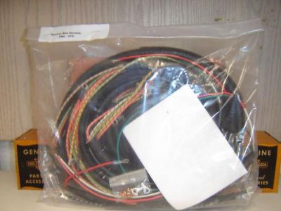 Purchase Harley Servi-Car Wiring Harness 1966 to 1970 motorcycle in Mentor, Ohio, US, for US $150.00