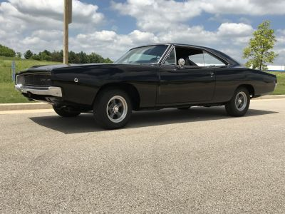 1968 Dodge Charger Air