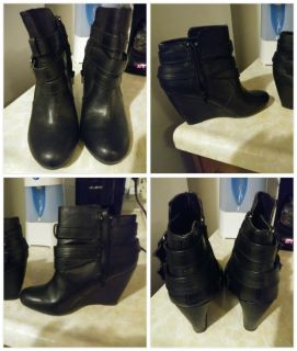 Women's Size 6 ANKLE BOOTS