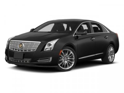 2014 Cadillac XTS Luxury Collection (Radiant Silver Metallic)