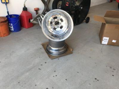 American Racing Pro Wheels