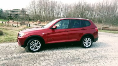BMW X3 Rare Color BEST OFFER - CLEAN