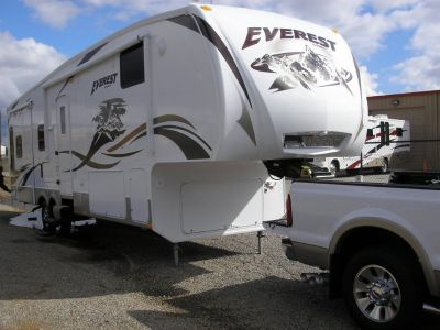 2009 KEYSTONE EVEREST 5TH WHEEL