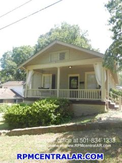 5821 F St., Little Rock, AR 72205 - Hillcrest 3br 2ba walking distance to UAMS