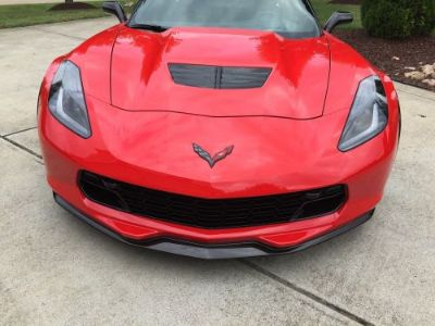 Purchase C7 Corvette Stingray Z06 Stage 1 Front Splitter Hydrocarbon Carbon Fiber motorcycle in Spring Hill, Florida, United States, for US $495.00