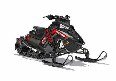 2018 Polaris 600 SWITCHBACK XCR SC BLK Sport Snowmobiles Barre, MA