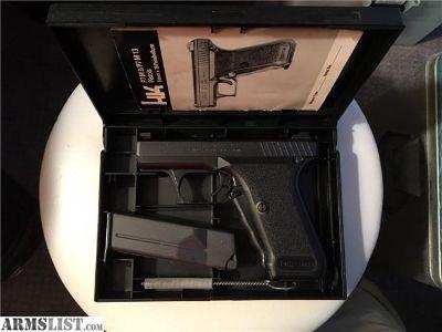 For Sale: H&K P7M13 9mm Pistol P7 M13 Excellent