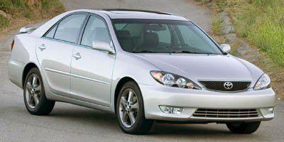 2005 Toyota Camry SE (Blue)