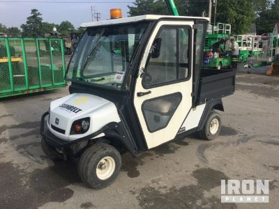 2014 Cushman Hauler 1200 Gas Powered Cart