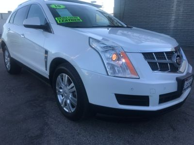 2010 Cadillac SRX Luxury Collection (Platinum Ice Tricoat)