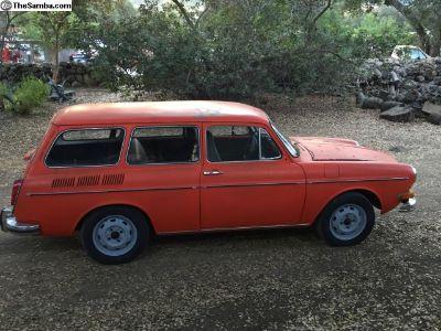 1973 Squareback All Original only 112,000 Miles