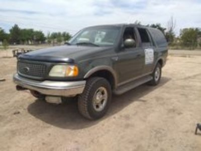 2001 Ford expedition V8