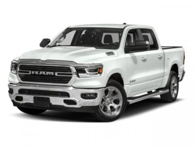 2019 RAM 1500 Rebel (Diamond Black Crystal Pearlcoat)