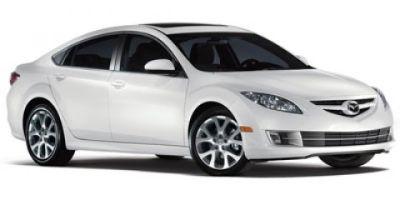 2010 Mazda Mazda6 i Touring (Sangria Red Mica)