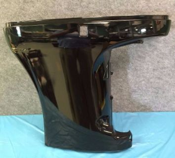 Purchase Clean Used Mercury Starboard Mid-Section Cowl Part Number 100-8M0064712 motorcycle in Scottsville, Kentucky, United States, for US $70.00
