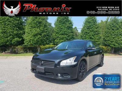 2011 Nissan Maxima 3.5 S (Black)