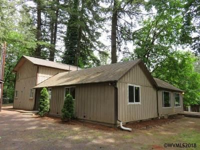 4 Bed 3 Bath Foreclosure Property in Lyons, OR 97358 - N Fork Rd SE