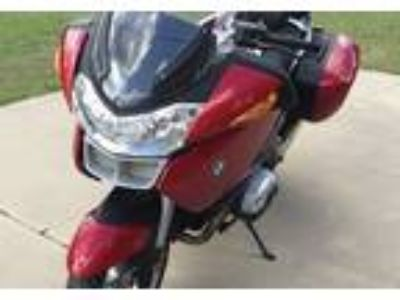 2006 BMW R-1200-RT Touring in Prosperity, SC