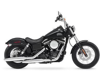 2017 Harley-Davidson Street Bob Cruiser Motorcycles Greensburg, PA