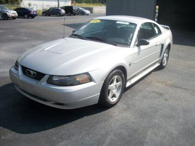 2004 Ford Mustang Base (Silver)