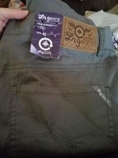 NWT- Mens size 42 Grey Pants from Macy's