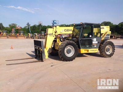 2012 (unverified) Gehl DL12H-40 Telehandler