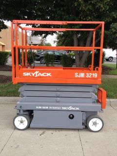 Scissor Lift For Sale | Buy a Man Lift Michigan
