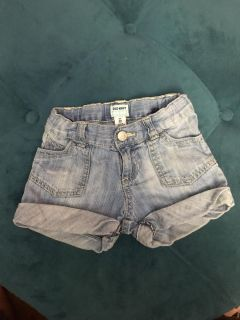 Old navy 3t jean shorts