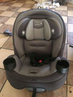 Safety 1st go and grow 3-1 convertible carseat