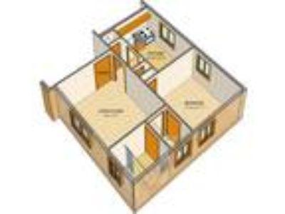 Princeton Court Apartments - Princeton Court - One BR, One BA