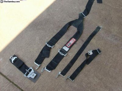 (partial) Simpson Style Racing Seat Belt