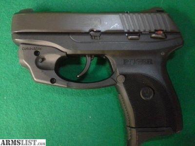 For Sale: Ruger LC9 Lasermax Laser