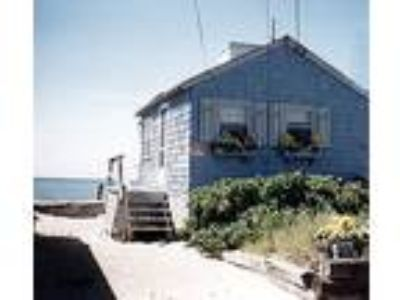 Yarmouth One BR One BA, S. - Oceanfront Cottage, Sleeps 2-3.