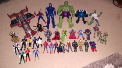 HUGE lot of Action figures
