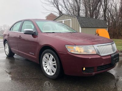 2006 Lincoln Zephyr Base (Merlot Metallic)