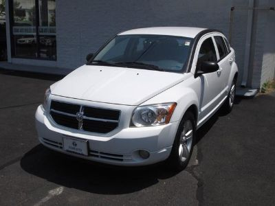 2011 Dodge Caliber Mainstreet (White)